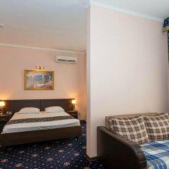 Гостиница Максимус 3* Улучшенная студия с разными типами кроватей фото 5