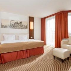 Best Western Hotel Nuernberg City West 3* Стандартный номер с различными типами кроватей фото 6