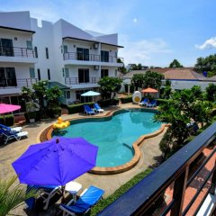 Отель Pool Access 89 at Rawai балкон