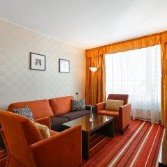 Гостиница Azimut Moscow Olympic комната для гостей фото 3