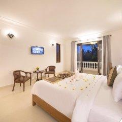 Отель Luna Villa Homestay 3* Номер Делюкс с различными типами кроватей фото 4