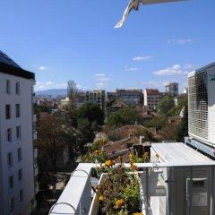 Отель Derelli Deluxe Apartment Болгария, София - отзывы, цены и фото номеров - забронировать отель Derelli Deluxe Apartment онлайн балкон