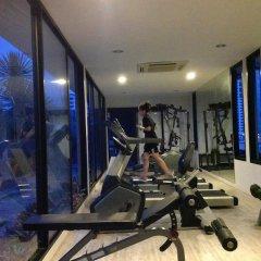 Отель My Home In Bangkok Бангкок фитнесс-зал фото 2