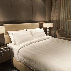Lotte City Hotel Mapo 4* Улучшенный номер с различными типами кроватей фото 7