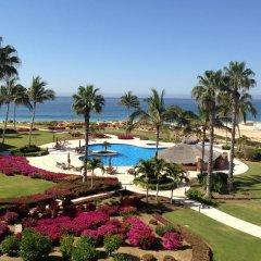 Отель Condominios Brisa - Ocean Front Сан-Хосе-дель-Кабо пляж фото 2