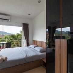 Отель Number 4 Улучшенный номер с различными типами кроватей фото 6