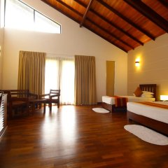 Отель Kamili Beach Villa 4* Семейный номер Делюкс с двуспальной кроватью