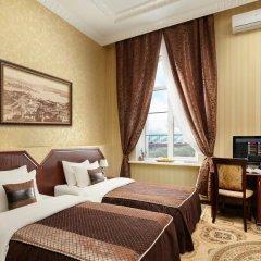 Гостиница Никитин 4* Стандартный номер с двуспальной кроватью фото 9