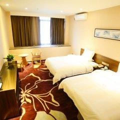 Отель Insail Hotels Railway Station Guangzhou 3* Номер Делюкс с двуспальной кроватью фото 7