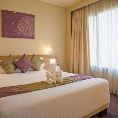 Отель Novotel Bangkok On Siam Square 4* Полулюкс с различными типами кроватей фото 2