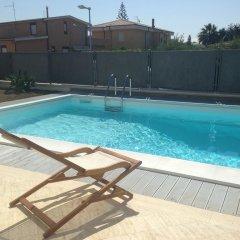 Отель Villetta San Leone Италия, Агридженто - отзывы, цены и фото номеров - забронировать отель Villetta San Leone онлайн бассейн фото 2