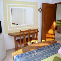 Hotel Kapri 3* Стандартный семейный номер с двуспальной кроватью фото 5