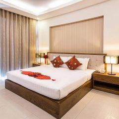 Valentine Hotel 3* Улучшенный номер с различными типами кроватей фото 22