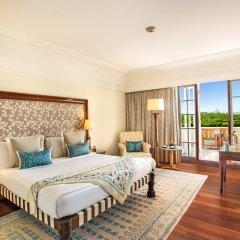 Отель The Oberoi Amarvilas, Agra 5* Номер Делюкс с различными типами кроватей фото 6
