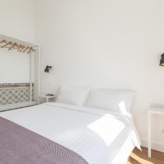 Отель Lisbon Old Town Guest House 3* Люкс с различными типами кроватей фото 16