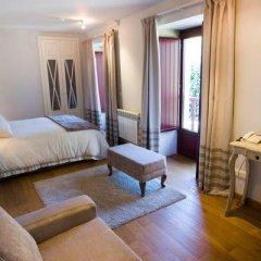Hotel Rústico Casa das Veigas 2* Стандартный номер с различными типами кроватей фото 6
