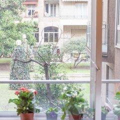 Отель Appartamento in Porta Nuova Италия, Милан - отзывы, цены и фото номеров - забронировать отель Appartamento in Porta Nuova онлайн балкон
