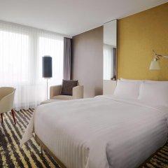 Zurich Marriott Hotel 5* Номер Guest с различными типами кроватей фото 4