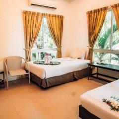 Отель Al's Laemson Resort 3* Вилла Делюкс с различными типами кроватей фото 11