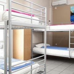 Отель Athens Backpackers Кровать в общем номере с двухъярусной кроватью фото 2