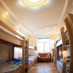 Like Hostel Коломна Кровать в общем номере с двухъярусной кроватью фото 14