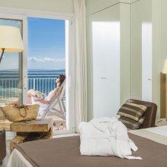 Отель & Spa Terraza Испания, Курорт Росес - 1 отзыв об отеле, цены и фото номеров - забронировать отель & Spa Terraza онлайн комната для гостей фото 5