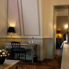 Отель Saint James Paris 5* Президентский люкс с различными типами кроватей