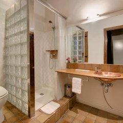 Апартаменты Habitat Apartments Ferran Барселона ванная
