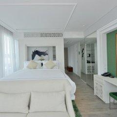 Отель Riva Arun Bangkok 4* Номер Делюкс с различными типами кроватей фото 17