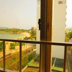 Quang Vinh 2 Hotel Нячанг балкон