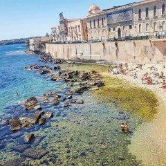 Отель La Colombaia di Ortigia Италия, Сиракуза - отзывы, цены и фото номеров - забронировать отель La Colombaia di Ortigia онлайн пляж фото 2