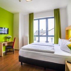 H+ Hotel 4 Youth Berlin Mitte 2* Стандартный номер с двуспальной кроватью фото 7