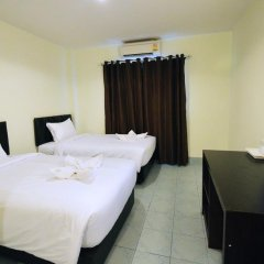 Paripas Express Hotel Patong 3* Стандартный номер с 2 отдельными кроватями фото 4