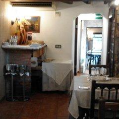 Отель Posada Somavilla питание фото 2