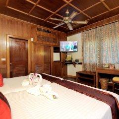 Отель Tropica Bungalow Resort 3* Улучшенное бунгало с различными типами кроватей фото 30