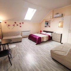Гостиница Ласточкино гнездо Студия Эконом с разными типами кроватей фото 9