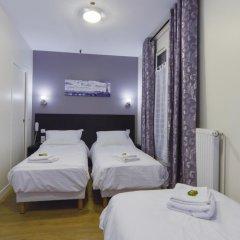 Отель Hôtel du Quai de Seine 2* Стандартный номер с различными типами кроватей фото 16
