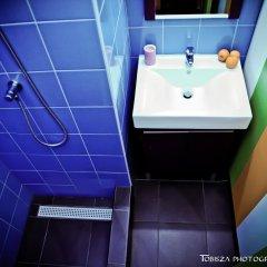 Hostel Budapest Center Стандартный номер с различными типами кроватей фото 4