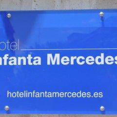 Отель Infanta Mercedes городской автобус