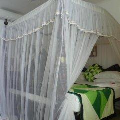 Отель Nippon Villa Beach Resort Хиккадува комната для гостей фото 5