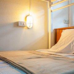 Kamin Bird Hostel Кровать в общем номере с двухъярусной кроватью