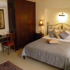 Отель Palazzino di Corina 4* Стандартный номер с двуспальной кроватью фото 7