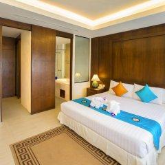 Отель Coconut Village Resort 4* Люкс с двуспальной кроватью фото 10