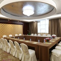 Отель Xiamen Harbor Mingzhu Сямынь помещение для мероприятий