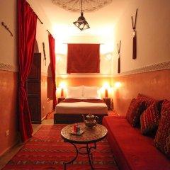 Отель Riad Zen House Марракеш комната для гостей фото 5