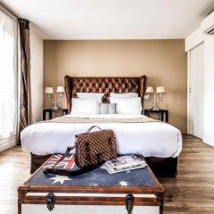 Отель Atelier Montparnasse Hôtel 3* Стандартный номер с различными типами кроватей фото 4