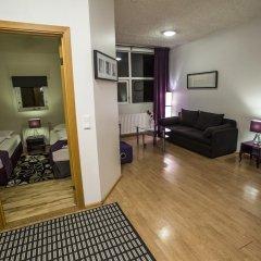 Отель The Capital-Inn Апартаменты с различными типами кроватей фото 4