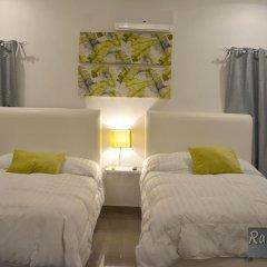 Hotel Raffaello 3* Стандартный номер с 2 отдельными кроватями фото 4