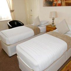 Kipps Brighton Hostel Стандартный номер с 2 отдельными кроватями фото 5
