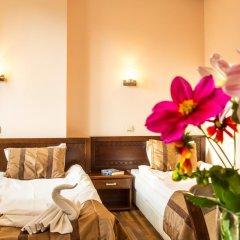 Teteven Hotel 3* Стандартный номер разные типы кроватей фото 3